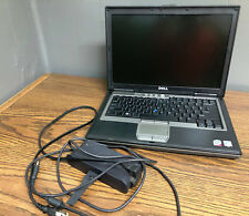 Dell Latitude D630 PP18L Notebook/Laptop Computer with Adapter