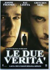 Dvd las dos verdades con Joseph Fiennes y Ray Liotta 1999 Nuevo