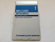 Mf3128-M7Dac01 Mitsubishi Ram card 128kb melcard, From working Jet-Array