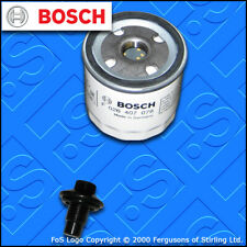 SERVICE KIT for FORD FOCUS MK3 1.5 ECOBOOST BOSCH OIL FILTER SUMP PLUG 2014-2018