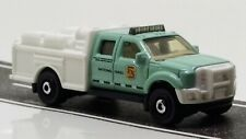 Ford F-550 Super Duty  > Mint Green  > Matchbox > 2012 > Mint Loose