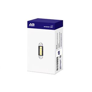 LED C5W FESTOON INTERIOR LED LIGHT BULB UPGRADE CANBUS FREE | AUTOBEAM