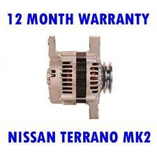 NISSAN TERRANO MK2 MK II 2.4 1993 1994 1995 1996 - 2007 RMFD ALTERNATOR