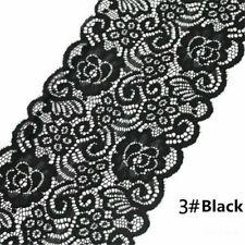 Ribbon Fabric Diy Garment Accessories Crafts Sewing Decor Spandex Lace Elastic