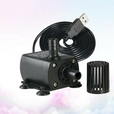 1 Pc Water Pump Fountain Ultra-quiet Mini Water Pump for Cooling Computer