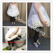 Bridal Buddy Wedding Accessories  Petticoat Underskirt  Wedding Dress Petticoat