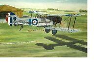 Avion de chasse Britannique BRISTOL FIGHTER F.2b Mk.IV  - KIT RODEN 1/48 n° 428