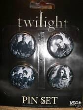 Twilight pin set/spille Neca con personaggi del film