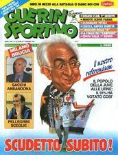 GUERIN SPORTIVO=N°23 (848) 1991 LXXIX=CLUB TEDESCHI AMBURGO-BORUSSIA M.-COLONIA