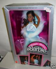 #3309 Vintage Mattel Magic Moves African American Barbie