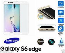 Films protecteurs d'écran Samsung Galaxy S6 edge anti-rayures pour téléphone mobile et assistant personnel (PDA)