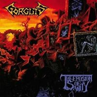 GORGUTS - THE EROSION OF SANITY   VINYL LP NEU