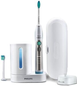 Philips sonicare hx6972/10 flexcare toothbrush with uv sanitiser
