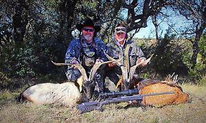 Texas Record Trophy Catalina Hunt