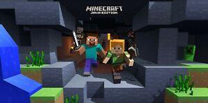 Minecraft Premium Account Java Edition SFA SEMI-FULL-ACCESS |PC ⚡FAST DELIVERY⚡