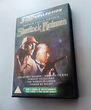 Arthur Conan Doyle's - Sherlock Holmes - 5 DVD Collection - Box Set