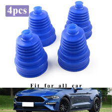 4x High Quality Silicone CV Constant-velocity Joint Boot Drive Shaft Universal
