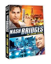 NASH BRIDGES: SECOND SEASON 2 (Don Johnson) - DVD - Region 1