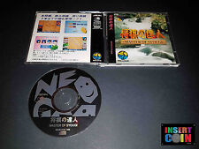 JUEGO NEO GEO CD MASTER OF SYOUGI   SNK NEO GEO AES
