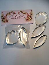 Cymbidium Orchid  Small Cake Decorating - Metal
