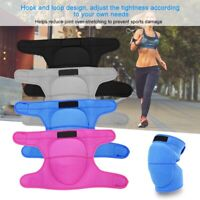 Sponge Anti-collision Knee Pads Protector Brace Support Heavy Training Sports