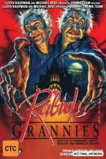 Rabid Grannies Troma Title*New & Sealed*