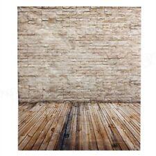 Studio Prop Fotografie Hintergrund Leinwand Graue Backsteinmauer Thema