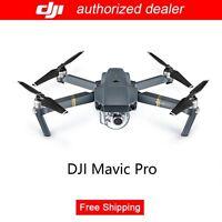 Genuine DJI Mavic Pro Drone & 4K HD Camera GPS with GLONASS and ActiveTrack