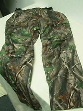 """RED HEAD SCENT LOK CAMOUFLAGE HUNTING PANTS SIZE SMALL 30"""" X 30"""" NWOT NEVER WORN"""