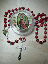 12 First Communion Favors Virgen Mary Rosary Baptism Primera Comunion Recuerdos