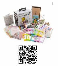 Accessories Kit Fujifilm Instax Film Mini 8 or 9 Cameras Fun Colorful orignal !