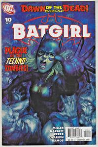BATGIRL#10 VF/NM 2010 ARTGERM COVER DC COMICS