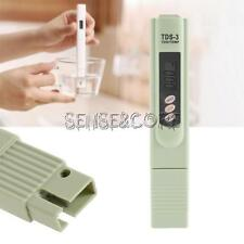 Hot Portable Pen Digital TDS Meter Filter Measuring Water Quality Purity Tester