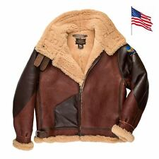 Blouson Bombardier B3 Pearl Harbor 1942 WWII COCKPIT USA MADE IN USA