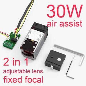 30W Lasermodul Laserkopf FÜR Lasergravurmaschine Gravurmaschine cutter engraver