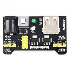 MB102 Breadboard Power Supply Module 6.5-12V 3.3V/5V For Solderless Breadboard a