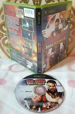 MACE GRIFFIN BOUNTY HUNTER - Xbox X-Box X Box Gioco Game Boxe Boxing Microsoft