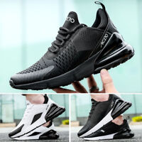 Men Running Trainers Lightweight Athletic Air Anti-Slip Jogging Sneakers Size