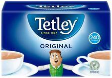 Tetley Original 480 Tea Bags 2 x 240 tea bags = 480 tea bags