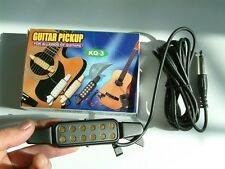 Pickups Acoustic Guitars Pick-up Electro pickup easy connect New HasGuitar