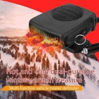 12V 200W deicer a dischi ceramici ausiliario per ventilatore auto riscaldatore