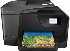 HP OfficeJet Pro 8710 All-in-One Tintenstrahl-Multifunktionsdrucker