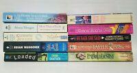 Lot 10 Romance Books Debbie Macomber Taylor Jasmine Cresswell Morgan Sutcliffe