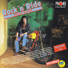 ROCK'N'RIDE - CD - Volume 12 : DREAM OLDIES   ( Phono Music )