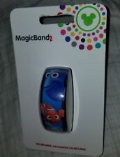 NEW Disney Parks FINDING NEMO DORY Blue Magic Band 2 LINK IT LATER LINKABLE