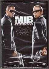 Men In Black 1, 2 & 3 - Dvd Movie Triple Feature Brand New
