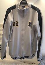 Vintage Le Coq Sportif Jacket Grey Size Small