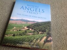 Where Angels Tread the story of Vina Montes by Jamie Ross hardback