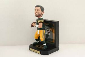 2021 Aaron Rodgers Framed Series Bobblehead Green Bay Packers