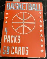Panini Fairfield Basketball Box - 4 Packs + 50 Random Cards